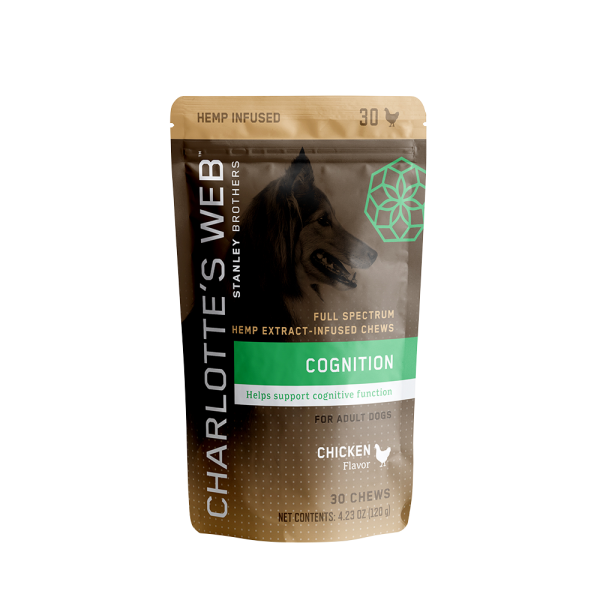 Full Spectrum Hemp Extract-Infused Chews Cognition