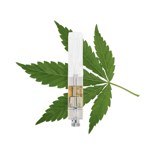 Natural CBD Vapor Cartridge